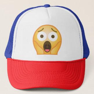 Cri perçant Emoji Casquettes De Camionneur