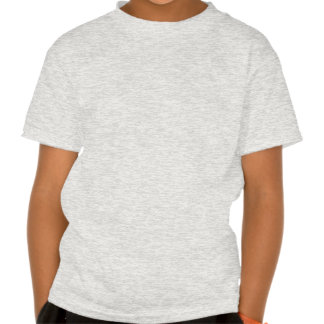 Crianças d'UE SOU Para de T-shirt