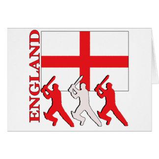 Cricket Angleterre Cartes