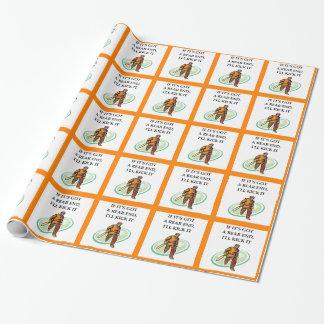 cricket papier cadeau
