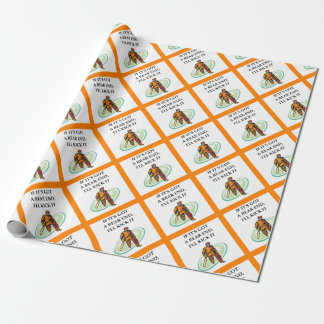 cricket papier cadeau noël