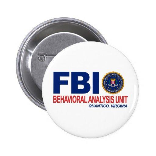 Criminel de FBI BAU Pin's