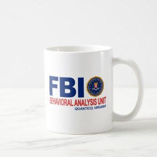 Criminel de FBI BAU Mug