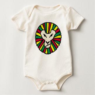 Crinière colorée par Rastafari de lion Bodies Pour Bébé