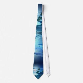 crique d'île cravate