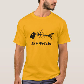 Crise de Fishbone Eco T-shirt