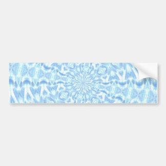 Cristal Kladescope de neige Autocollant Pour Voiture