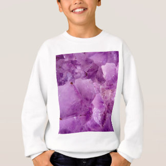 Cristaux violets de Kryptonite Sweatshirt