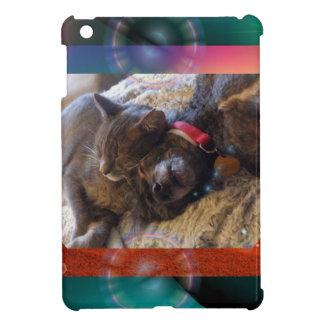 Crochet de Papi et de Gigi un certain Zzzz Coque Pour iPad Mini