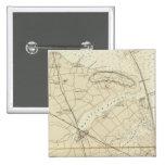 Crochet de Sandy à la carte de diagramme de côte d Pin's