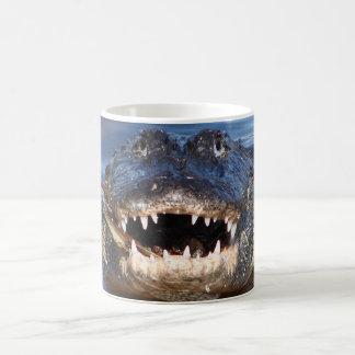 Crocodile de sourire mug