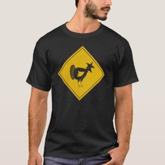 Croisement de poulet t-shirt