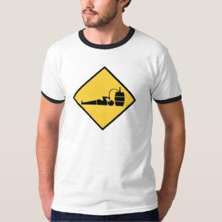 Croisement ivre t-shirt