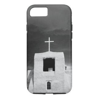 Croisez sur l'église la plus ancienne, San Miguel, Coque iPhone 7