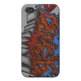 Croisière de graffiti étui iPhone 4