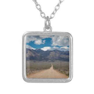 Croisière de route de dos de vallée de San Luis Pendentif Carré