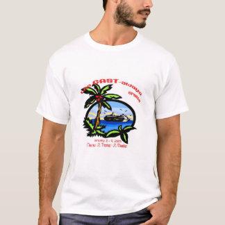 Croisière rejetée (2) t-shirt
