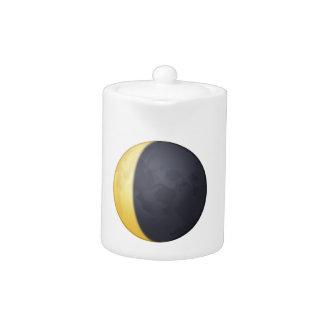 Croissant de lune de affaiblissement - Emoji