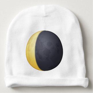 Croissant de lune de affaiblissement - Emoji Bonnet De Bébé