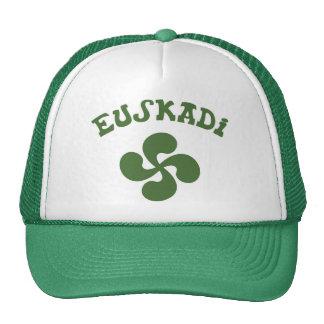 Croix Basque Euskadi Casquette