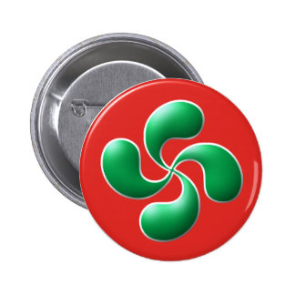 croix basque pin's