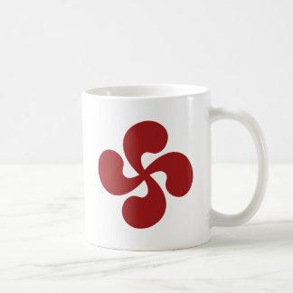 Croix Basque Rouge Lauburu Mug