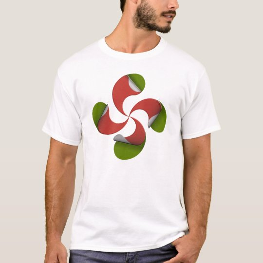 croix basque t-shirt