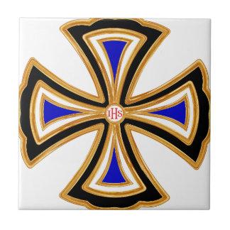 croix carreau