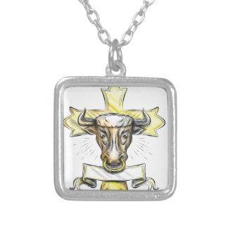 Croix chrétienne principale de Bullock Collier