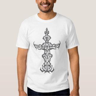 Croix d'antenne t-shirts