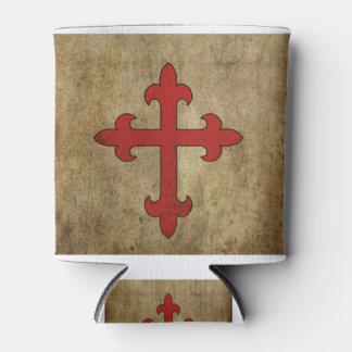 Croix de croisé rafraichisseur de cannettes