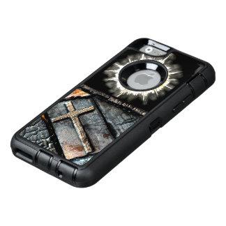 Croix de la protection coque OtterBox iPhone 6/6s