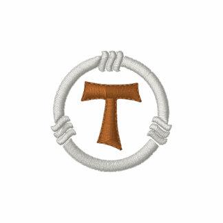 Croix franciscaine de TAU - francescana de TAU Polo Brodé