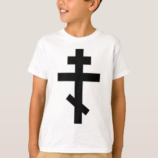 Croix orthodoxe t-shirt