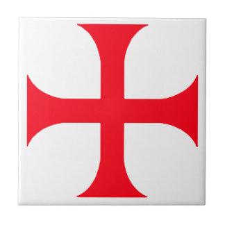 Croix-Rouge de Templar Carreau