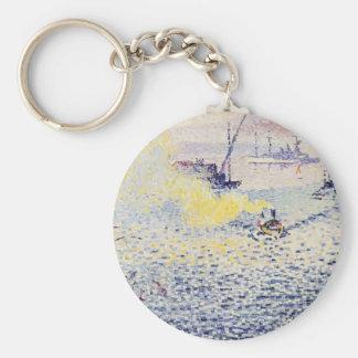 Croix Toulon, matin de Henri-Edmond d'hiver Porte-clefs