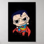Croquis de Chibi Superman - vol Posters