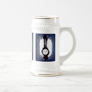 Croquis de mise au point antique d art de bruit de mug