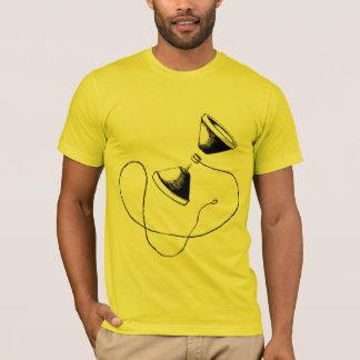 croquis de yo-yo t-shirt
