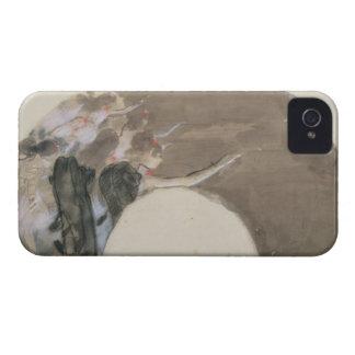 Croquis d'Edgar Degas | pour une fan, c.1879 Coque Case-Mate iPhone 4