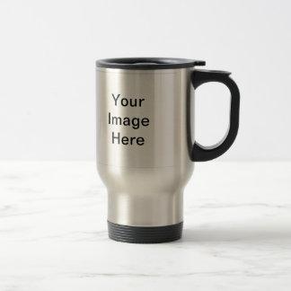 Croquis d'océan mug de voyage