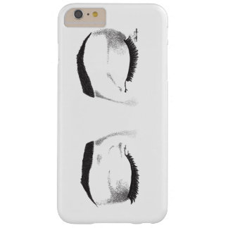 Croquis femelle de yeux (personnalisable) coque barely there iPhone 6 plus