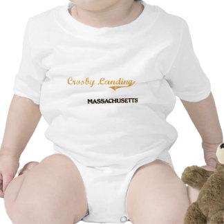 Crosby débarquant le classique du Massachusetts T-shirt