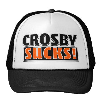 Crosby suce casquettes