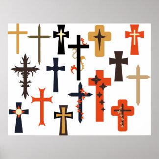Cross1 Affiche