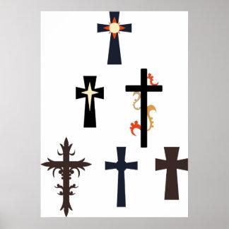 Cross2 Poster