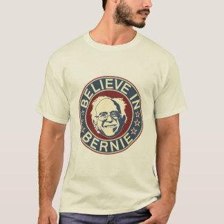 Croyez au T-shirt de Bernie (la crème)