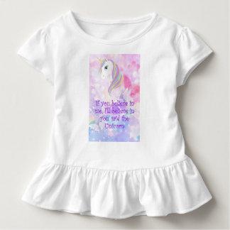 """""""Croyez en moi"""" le T-shirt mignon d'amour de"""