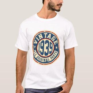 Cru 1939 toutes les pièces d'original t-shirt