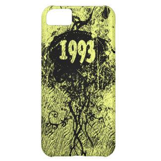 Cru 1993 (anniversaire et depuis) coque iPhone 5C